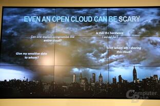 Ängste vor der Cloud