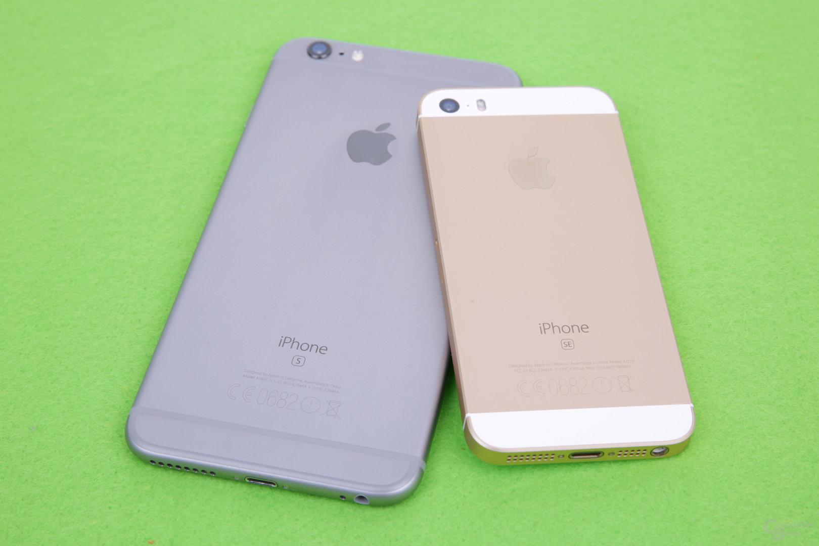 Das iPhone SE siegt über die Ergonomie und spricht 4-Zoll-Wechsler an