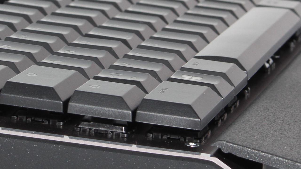 Hori Edge 201 im Test: Mechanische Tastaturen können auch flach sein