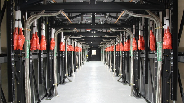 Intel: Einblicke in das Data Center Santa Clara