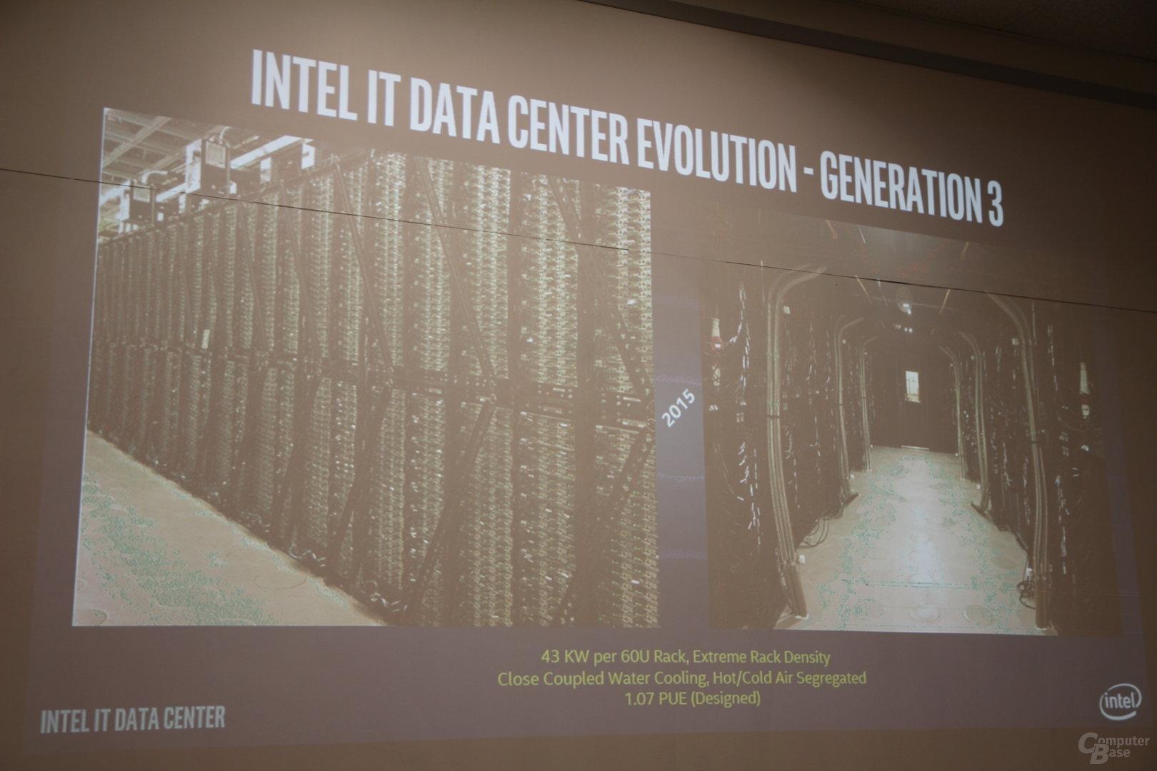 Besuch im Intel Data Center Santa Clara
