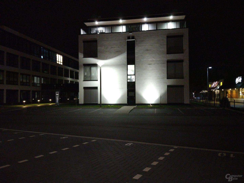 Xiaomi Mi5 Kamera – Nacht mit Blitz