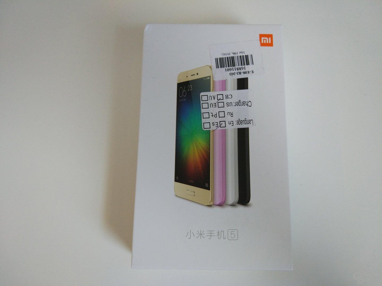 Xiaomi Mi5 Kamera – Kunstlicht