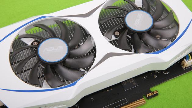 Asus GeForce GTX 950 2G im Test: Die schnellste Grafikkarte ohne PCIe-Stromanschluss