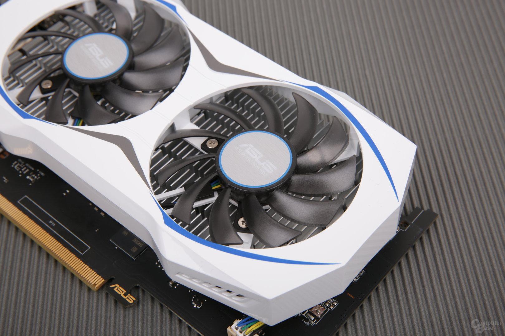 Asus GeForce GTX 950 2G – Lüfter