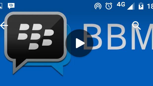 BlackBerry Messenger: Nachrichten zurücknehmen und timen ab sofort kostenlos
