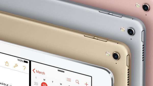 Apple: Kleines iPad Pro hat keinen optischen Bildstabilisator