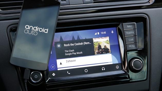 Google: Android Auto hat jetzt Zugriff auf komplette Musiksammlung
