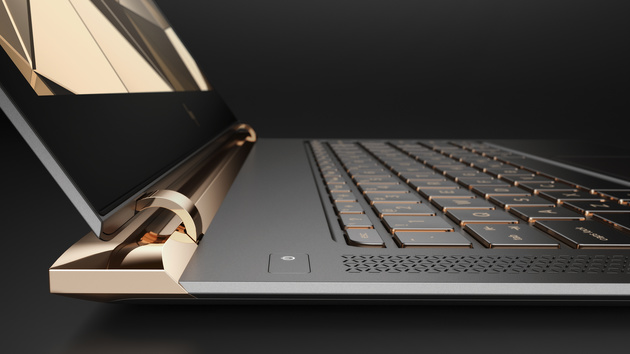 """HP Spectre: Das """"dünnste Notebook der Welt"""" trifft auf Core i5 und i7"""