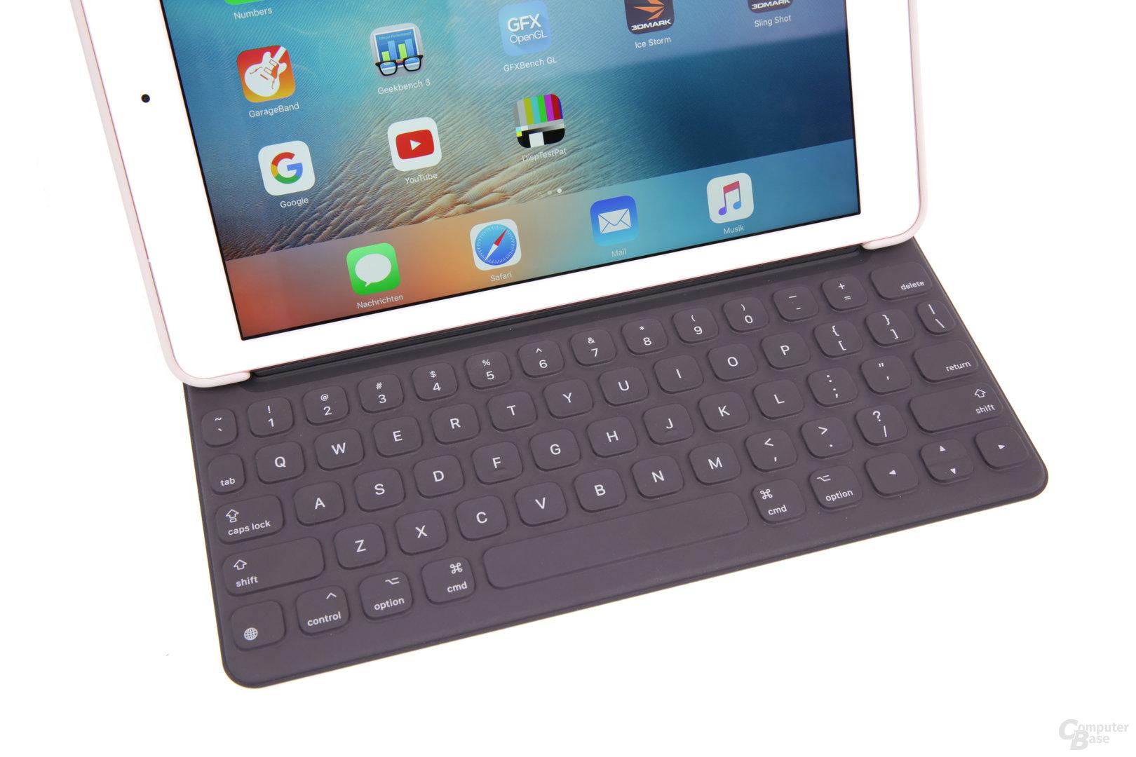 """Das iPad Pro 9,7"""" ist ein sehr gutes Tablet, aber noch kein vollständiger Laptop-Ersatz"""
