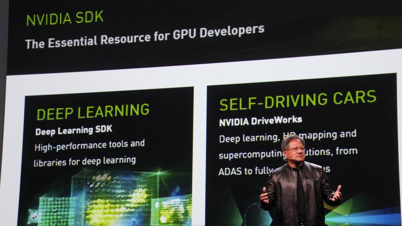 "GTC 2016: Nvidia SDK als ""das Tool"" für GPU-Entwickler vorgestellt"
