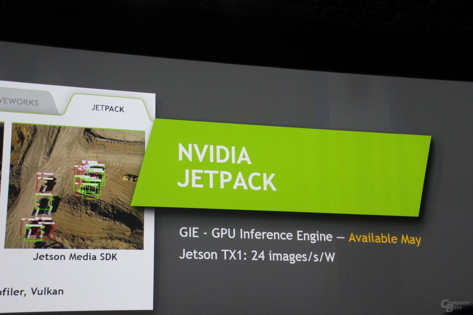 Nvidia SDK zur GTC 2016