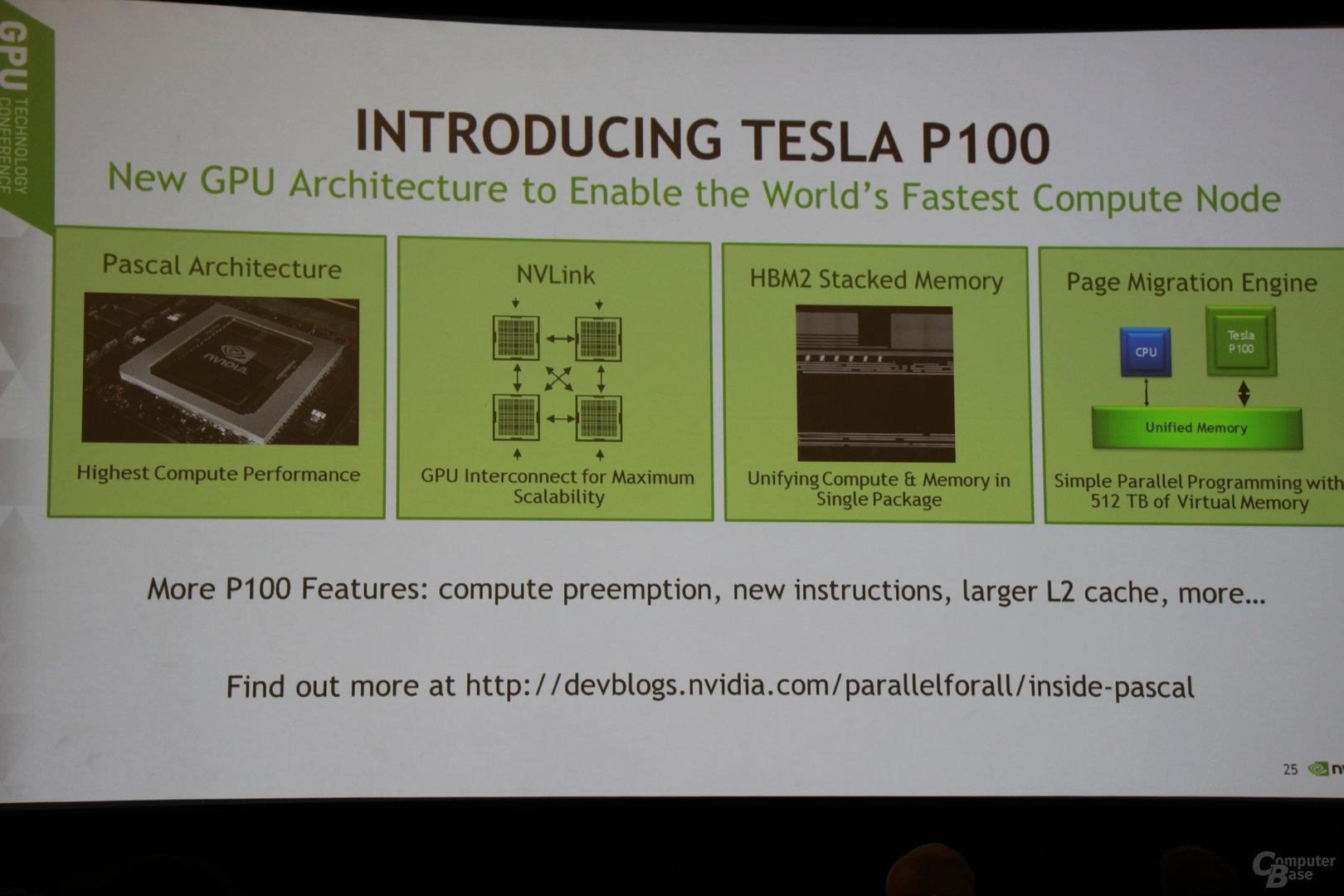 Nvidia Pascal Architecture Lession