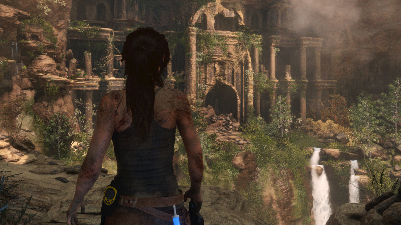 Aktion: Rise of the Tomb Raider gratis mit GeForce GTX 960