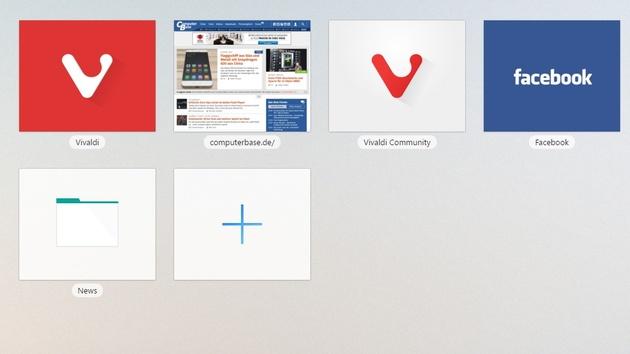 Vivaldi 1.0: Neuer Browser mit vielen Optionen auf Basis von Chromium