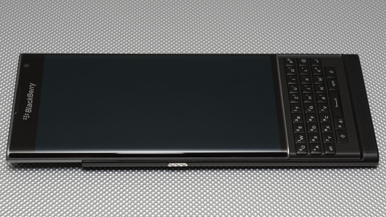 Preissenkung: BlackBerry Priv ab sofort 50 Euro günstiger