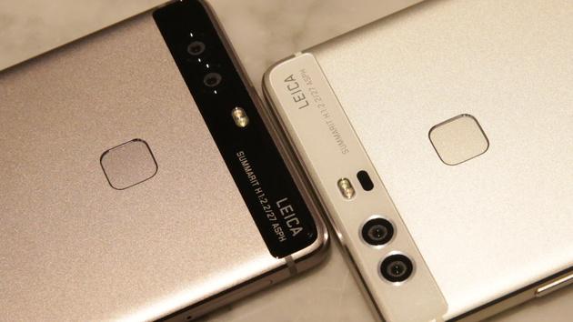 Huawei: P9 und P9 Plus kommen mit zwei Leica-Kameras