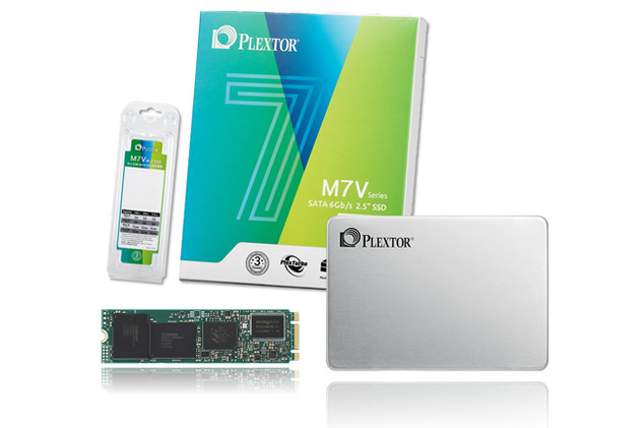 Plextor M7V SSD