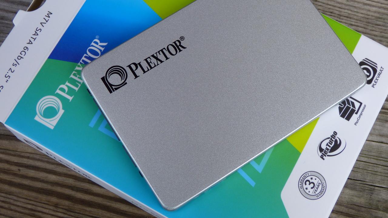 Plextor M7V SSD: TLC-Premiere im April verfügbar, Test folgt