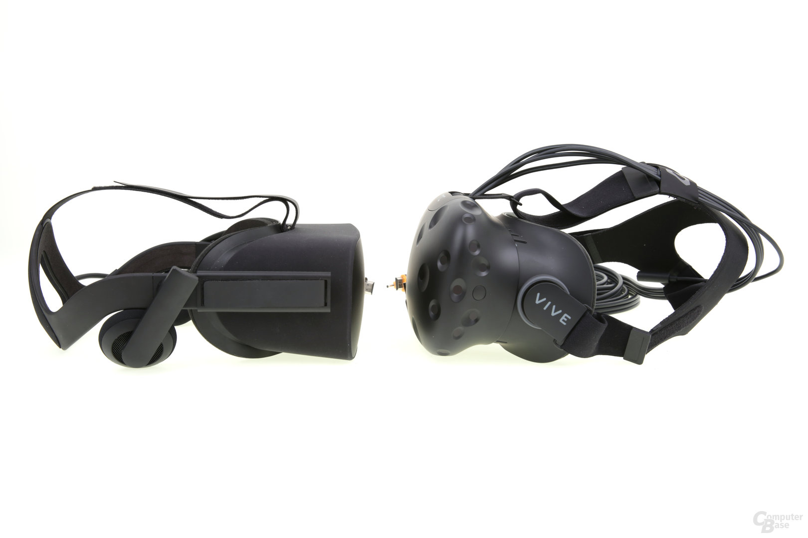 Oculus Rift (CV1) und HTC Vive (final)