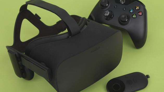 Oculus Rift CV1 im Test: Die bessere VR-Brille für Spiele im Sitzen