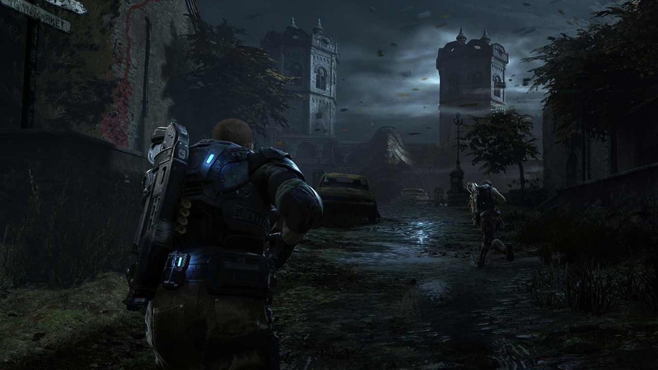 Gears of War 4: Actionspiel erscheint am 11. Oktober