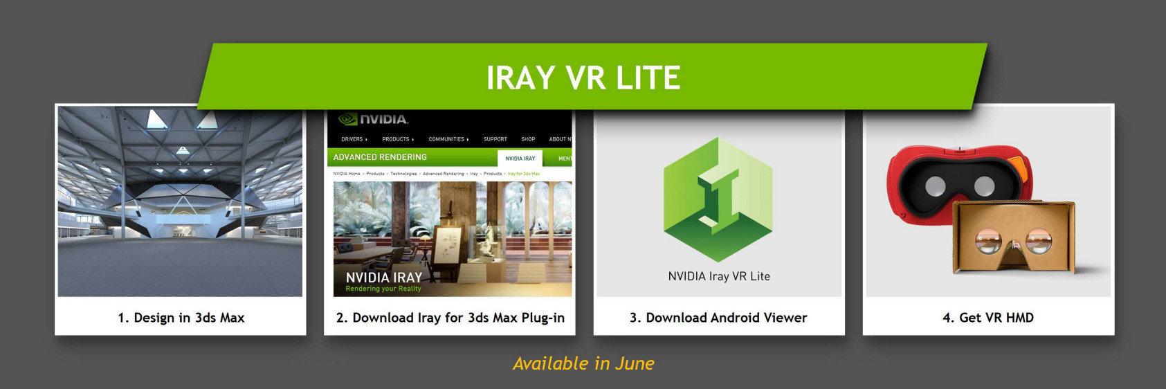 Iray VR