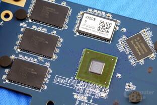 Der PS5007-Controller der Zotac Sonix PCIe SSD