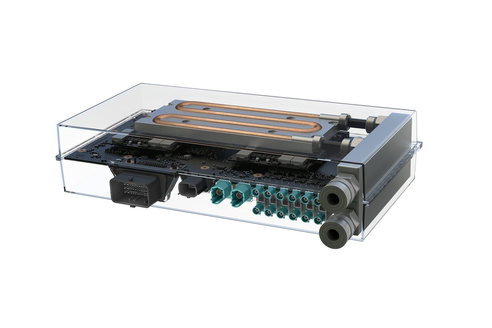 Nvidia Drive PX 2 mit Pascal-GPUs zur GTC 2016
