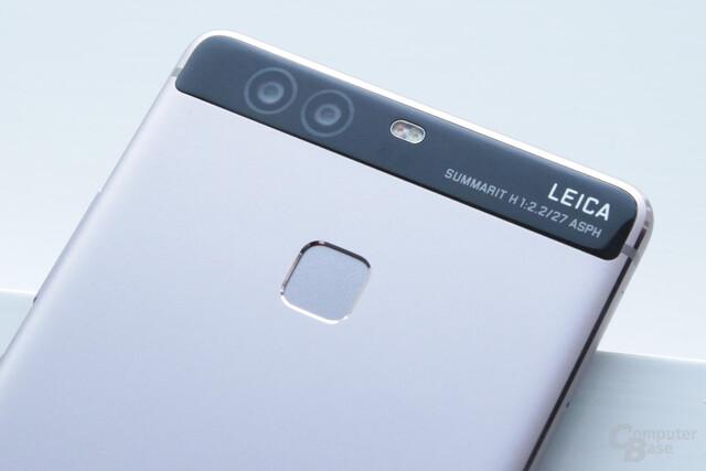 Huawei P9 ausprobiert