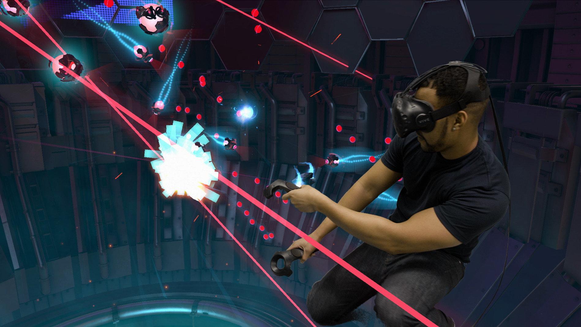 Xortex bringt Arcade-Geballer in die virtuelle Realität