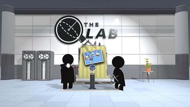 The Lab: Valves VR-Experimente zum Nachspielen