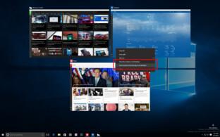 Fenster auf allen virtuellen Desktops anpinnen