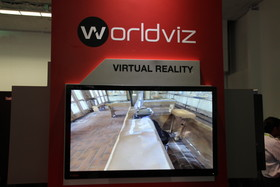 Worldviz zeigt VR-Interaktion zur GTC 2016