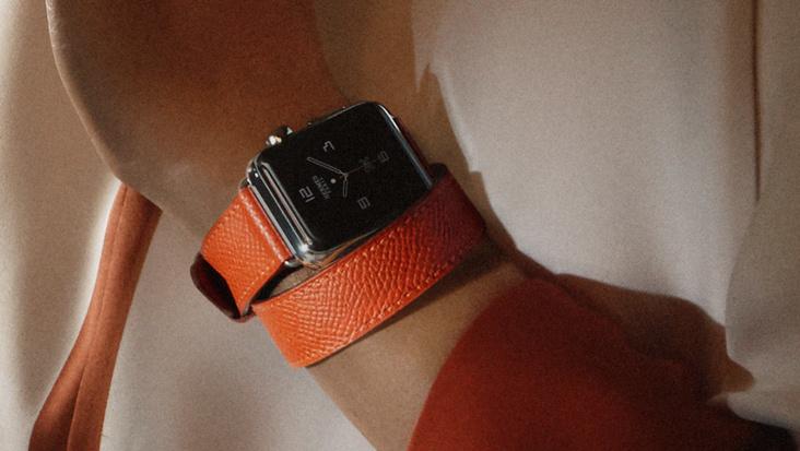 Termin: Hermès-Armbänder für Apple Watch separat erhältlich