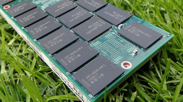 Intel SSD 750: Preis sinkt um 30 Prozent auf Niveau der 950 Pro