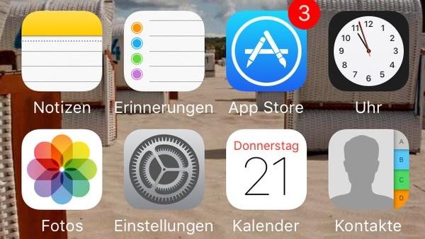Apple: Neue Betas von iOS, OS X, watchOS und tvOS verfügbar