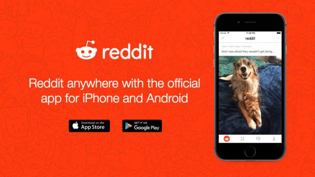 Jetzt verfügbar: Reddit veröffentlicht App, aber nicht für Deutschland