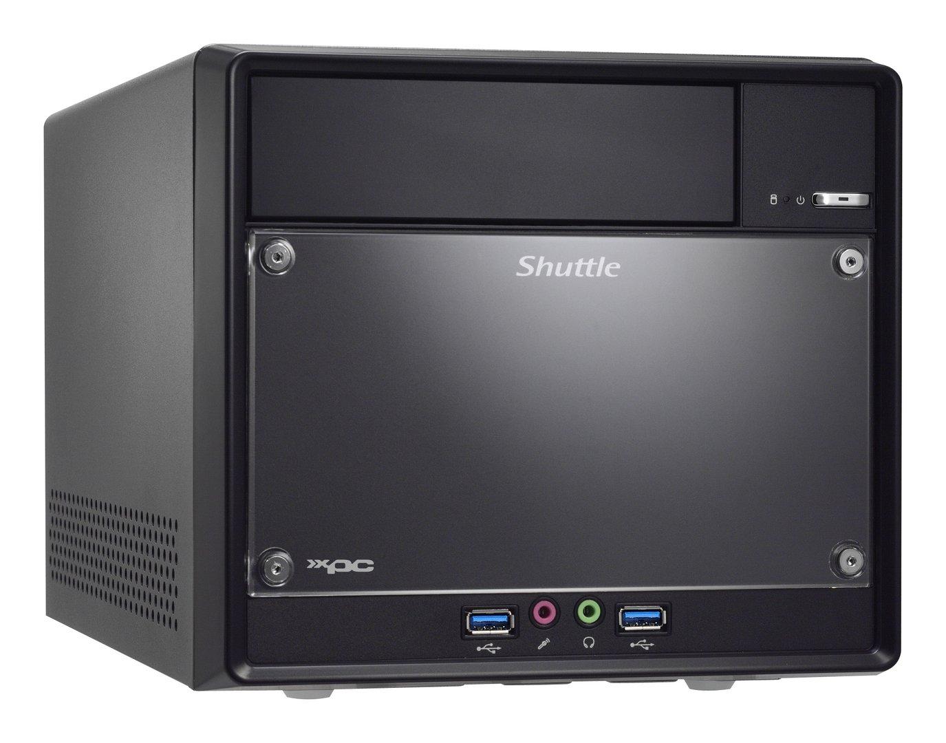Shuttle XPC cube SH110R4