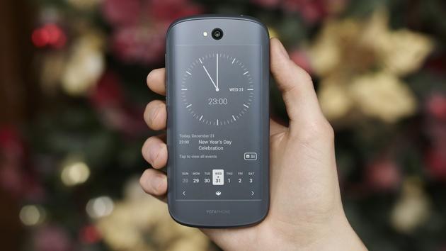 Preissenkung: YotaPhone 2 ab sofort für 299 Euro erhältlich