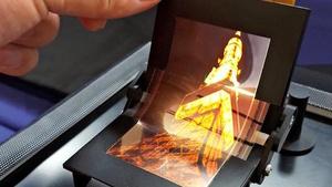 Display-Technik: Sharp entwickelt biegsames OLED-Display auf IGZO-Basis