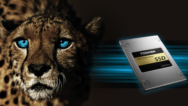 Toshiba Q300 (Pro): SSDs ab sofort mit effizienterem 15-nm-NAND