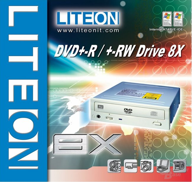 8x double layer LiteOn Brenner
