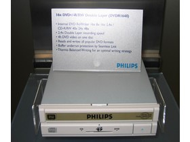 Philips DVDR 1648