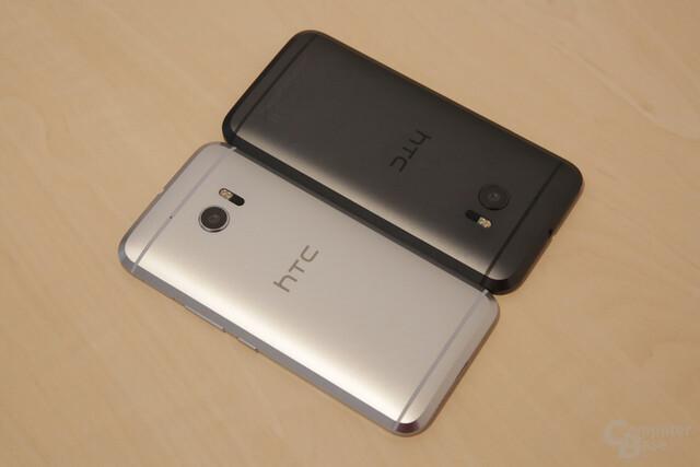 Das HTC 10 hinterlässt einen guten Ersteindruck