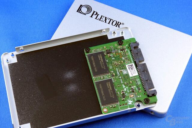 Plextor M7V im Test