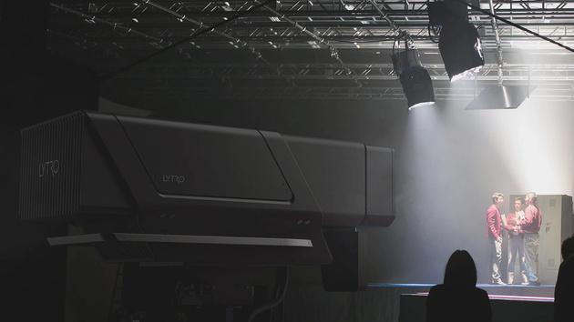 Lytro Cinema: Lichtfeld-Kamera mit 755 RAW Megapixel und 300 FPS