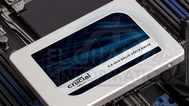 Micron-SSDs: Crucial MX300 mit neuem 3D-TLC-NAND angekündigt