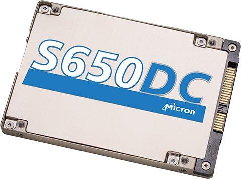Micron S650DC mit SAS