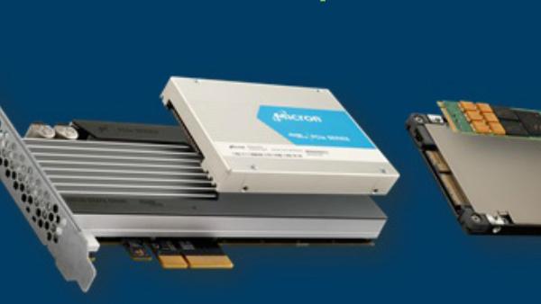 Micron 9100 & 7100: SSDs mit 3 GB/s, 750.000 IOPS oder als M.2-Modul für Server